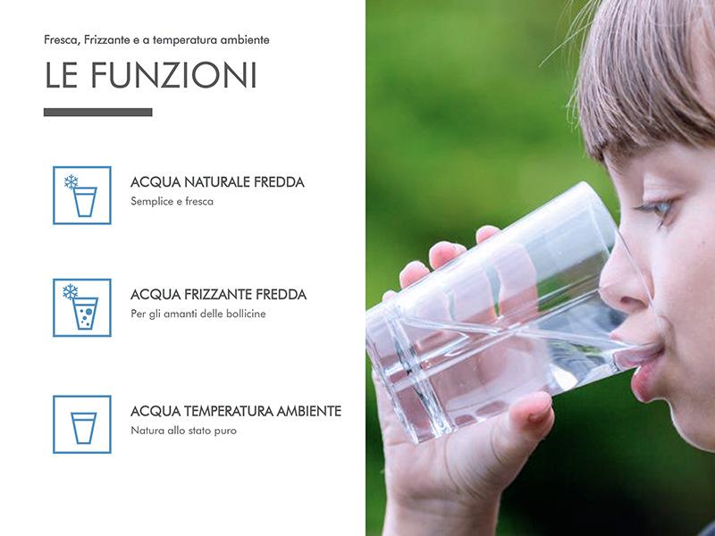 kalla erogatore acqua