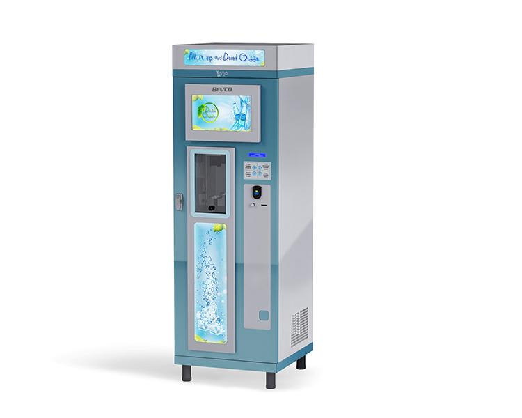 Distributore d'acqua a flusso continuo